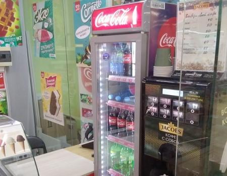 Магазин мороженого фото