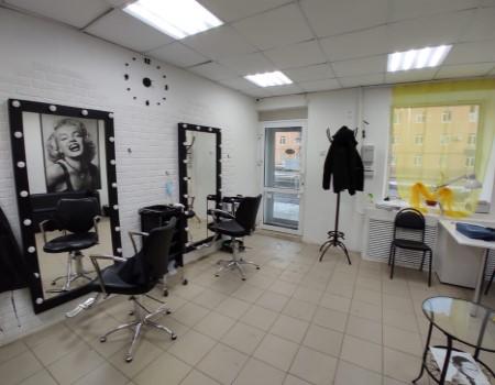 Готовый бизнес, парикмахерская фото