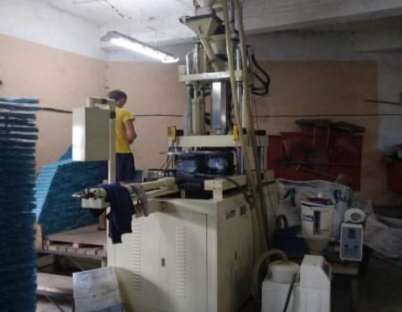 Производство щеточных дисков для спецтехники