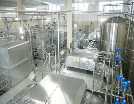 молоко завод фото