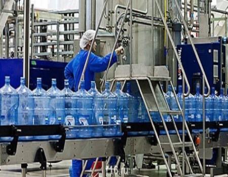 производство воды фото