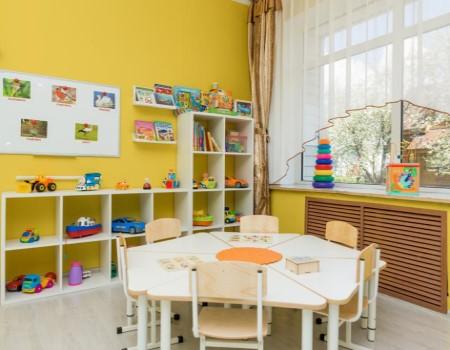 Бизнес под ключ, детский сад фото