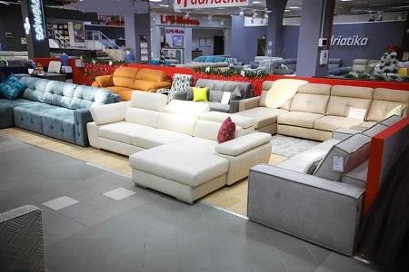 фото мебельный салон