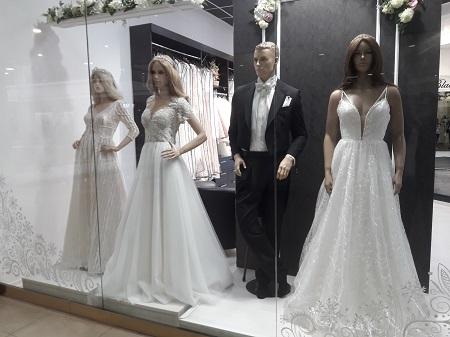 Модный свадебный салон в центре Казани фото