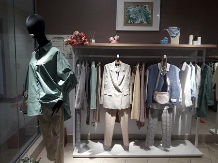 Прибыльный бутик женской одежды в ТРЦ фото
