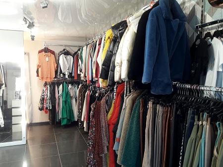 Магазин женской одежды по цене активов фото