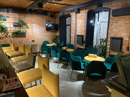 фото ресторан Баумана
