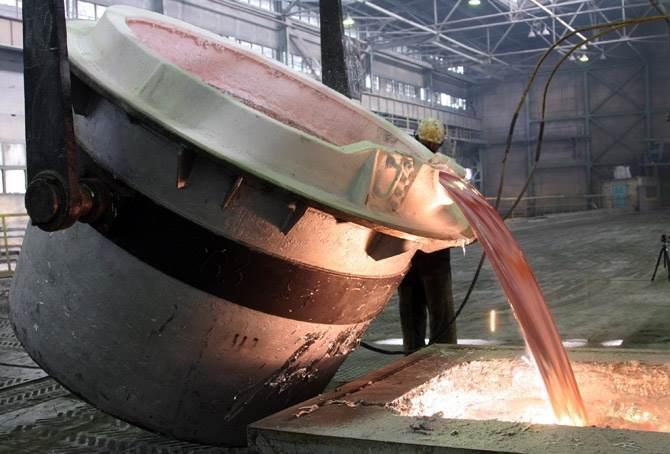 фото литейное производство
