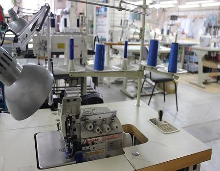 фото швейный цех