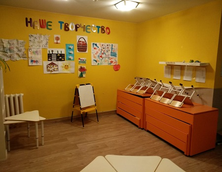детский сад 250 кв