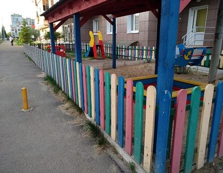 детский сад 430 кв.м.