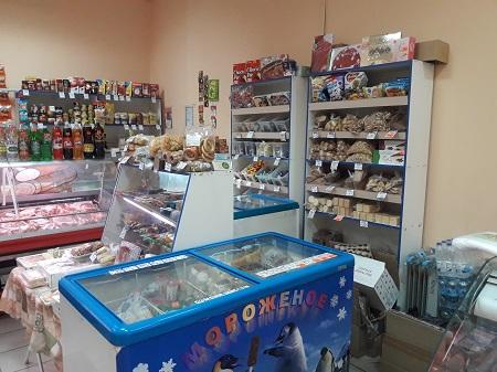 Продуктовый магазин на 1-й линии фото