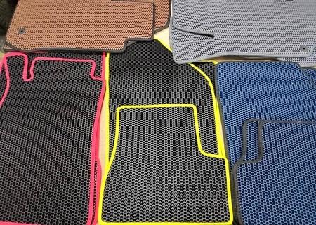 Производство автомобильных ковров фото