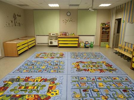 детский сад в Московском районе